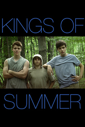 Kings of Summer Brady Novak